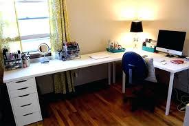 office table ideas. Office Desks Ideas. Ikea Table L Shaped Computer Desk Best Ideas On Intended
