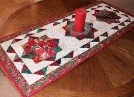 Christmas Table Runner Patterns Enchanting Christmas Table Runner YouTube
