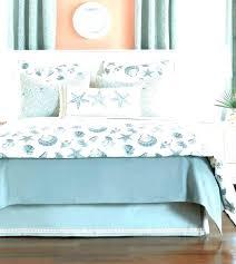 coastal comforter sets king bedding light grey collections with star fish harbor house coastline set kin