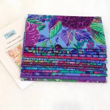 Quilt Kits for Sewing & Patchwork by Tikki London UK & Triple Squares quilt fabric kit kaffe Fassett quilt fabric kit Adamdwight.com