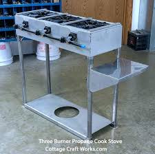 propane stove top three burner outdoor professional gas cook regarding contemporary property stoves cooking previous