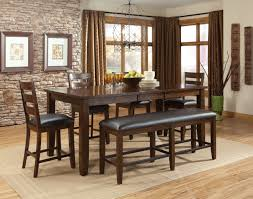 Tall Rectangle Dining Table