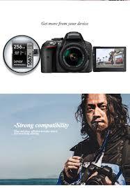 Thẻ Nhớ Lexar 256GB 128GB SD Thẻ V60 SDXC UHS II Thẻ 64GB U3 C10 Thẻ Flash  Card Cho 3D 4K Máy Ảnh Kỹ Thuật Số Đọc Max 250 MB/giây|Thẻ Nhớ
