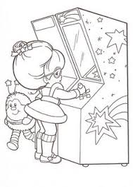 Small Picture Rainbow Brite color page cartoon characters coloring pages color