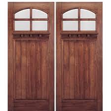 exterior double doors. MAI Doors, Model: HTC400-2 Exterior Double Doors 1