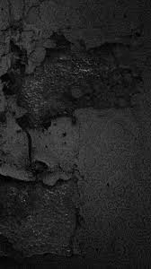 Black Pattern Wallpaper Amazing Smashed Black Wall Pattern Android Wallpaper Free Download
