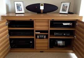 Zebrano AV furniture, Zebrano AV cabinets, Zebrano TV stands