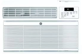 can you use window air conditioner wall sleeve i a in through height 9 room conditioners decorating splendid