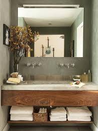 Rustic Modern Bathroom Vanity Awesome Custom Rustic Cedar Bathroom