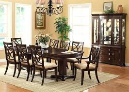 black and cherry dining set dining room 7 piece set in dark cherry finish by crown black and cherry dining set