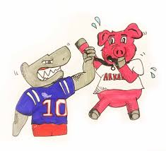 Arkansas vs. Ole Miss: College football's cursed rivalry - The Daily ...