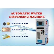 Filtered Water Vending Machine Gorgeous Water Vending Machine Water Atm Apex Technology Siliguri ID