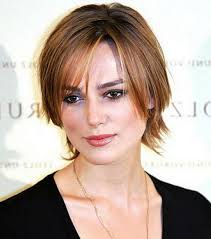 short hairstyle for thin hair berry short bobs hairstyle hair can be added color of cherry