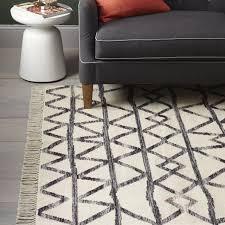 torres wool kilim iron west elm inside area rugs plan 9