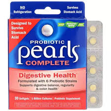 Nature's Way <b>Probiotics Pearls Complete</b>