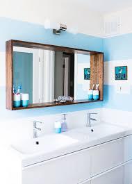 Cool Ideas Bathroom Mirrors Best 25 Mirror With Shelf