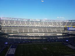 Giants Jets Seating Guide Metlife Stadium Rateyourseats Com