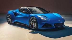 Lotus Emira Mid-Engined Sports Car ...