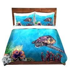 sea turtle bedding set sea turtle crib bedding set