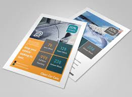 Car Wash Pricing Flyer Template | Mycreativeshop
