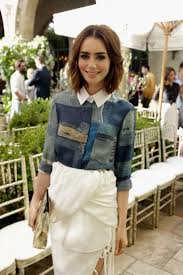The 16 best images about Lily Collins on Pinterest Emilio pucci.