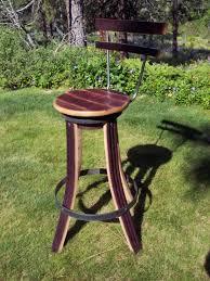 wine barrel stave furniture wine barrel swivel stool stave stool table swivel bar stool end table bar height table bistro table barrel head clock