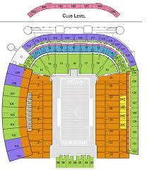 20 Unfolded Dkr Texas Memorial Stadium Seating Chart