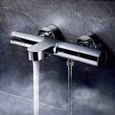 grohe grohtherm 3000 cosmopolitan thermostatic bath shower mixer