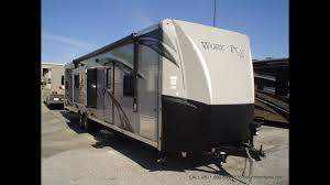 new 2017 forest river work and play 34wrs mount fort rv