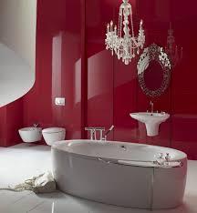 Red Bathroom Decor Red And Black Bathroom Decor Ideas Bathroom