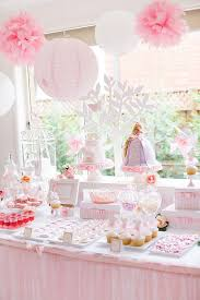 Karas Party Ideas Tangled Enchanted Garden Birthday Princess