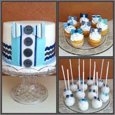 Little Man Bow Tie Baby Shower on Cake Central