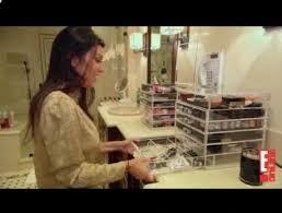 1022 kim kourtney kardashian makeup storage bd