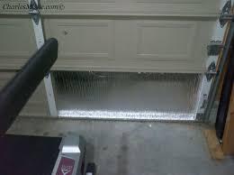 garage door insulation kit reviews owens corning garage door insulation kit 2 car garage