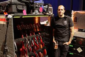 Guitar Technician In Search Of The Secrets Of Slashs Sound Seymour Duncan