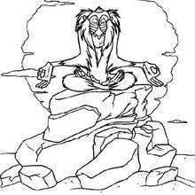 Small Picture Simba timon and pumbaa together coloring pages Hellokidscom