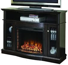 pleasant hearth 248 44 34m elliot media fireplace