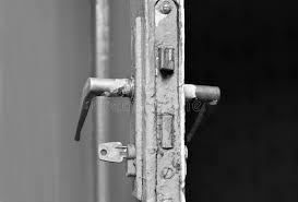 door lock and key black and white. Download Key And Open Door Stock Photo. Image Of Opportunity, Wall - 77535574 Lock Black White