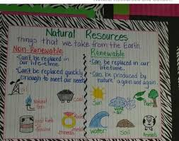 Draw A Chart On Natural Resources Brainly In
