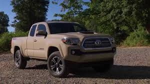 2016 Toyota Tacoma 4x4 TRD Sport Access Cab Long - YouTube