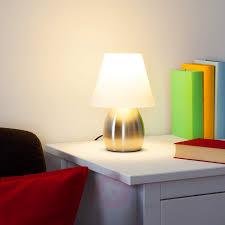 Decorative Table Lamp Emilan With E14 Led Light Lightscouk