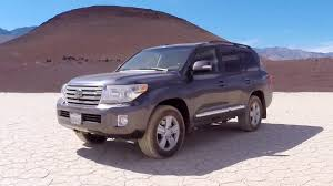 2015 Toyota Land Cruiser - Review and Road Test - YouTube