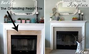 before after 15 fireplace surrounds made over page 2
