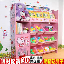 toy storage furniture. Toy Storage Rack Baby Children Finishing Cabinet Oversized Green Cartoon  Multi-storey Bookcase Toy Furniture