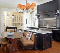 Kitchen island table ideas Dining Table Enlarge Traditional Home Magazine 12 Great Kitchen Island Ideas Traditional Home