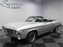 1969 Chevrolet Chevelle SS for Sale on ClassicCars.com - 27 Available