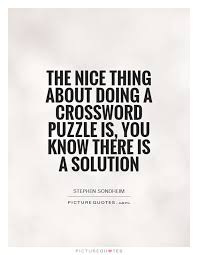 Puzzle Quotes Delectable Crossword Puzzle Quotes 48 Daily Quotes
