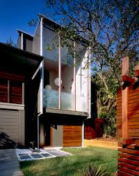 Pod Home Lockyer Residence A Highly Crafted Pod Extends A Post War House