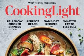 Cooking Light Recipes For Two Cooking Light To End Regular Print Issues And Subscriptions