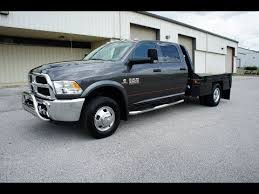 Home 2017 dodge ram 2500. 2017 Ram 3500 Flatbed 6 Speed 4x4 Cummins Diesel For Sale At 25654 Yolyn Wv Bluedodge Com